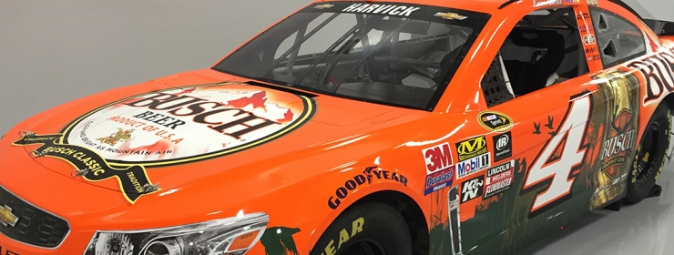 Kevin Harvick No  4 Busch Beer Chevrolet Event Preview