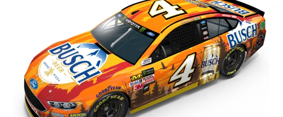 kevin harvick no 4 busch outdoors ford event preview bristol