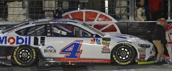 ed523b8d6135a KEVIN HARVICK BECOMES SECOND QUALIFIER FOR CHAMPIONSHIP FOUR
